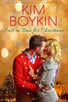 Just in Time for Christmas (Southern Born Christmas #2)