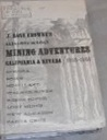 J. Ross Browne's Illustrated Mining Adventures: California & Nevada, 1863-1865