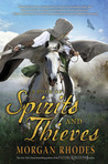 A Book of Spirits and Thieves (Spirits and Thieves, #1)