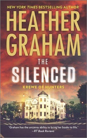 The Silenced (Krewe of Hunters, #15)