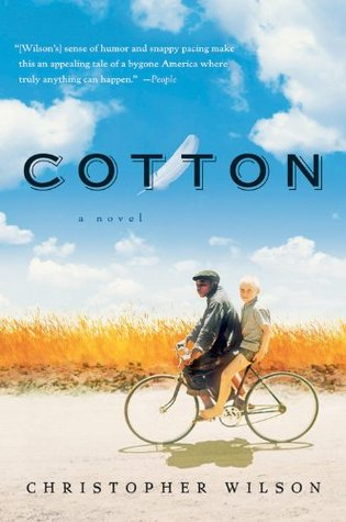Cotton by Christopher Wilson