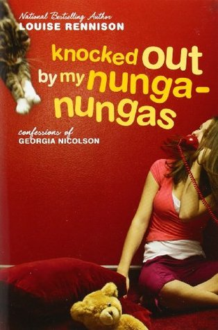 Knocked Out by My Nunga-Nungas by Louise Rennison