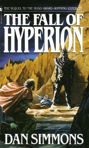 Goodreads | The Fall of Hyperion (Hyperion Cantos, #2)