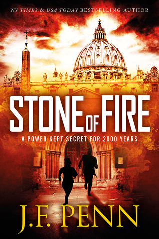 Stone of Fire (Arkane, #1) Previously published as Pentecost by J.F. Penn