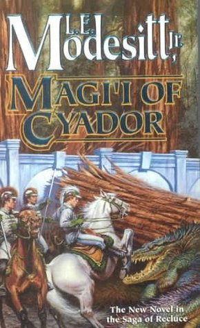 Magi'i of Cyador by L.E. Modesitt Jr.