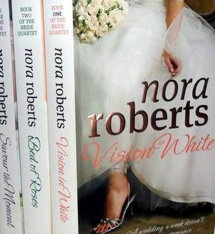 Bride Quartet Collection by Nora Roberts