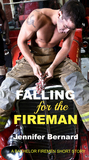 Falling for the Fireman (The Bachelor Firemen of San Gabriel, #1.5)