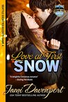 Love at First Snow (Game On in Seattle, #4)