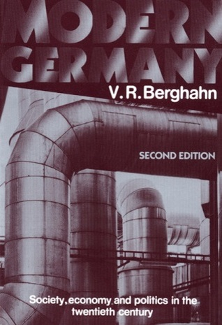 Modern Germany  by Volker R. Berghahn