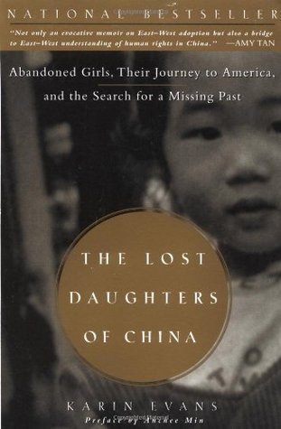 The Lost Daughters of China by Karin Evans