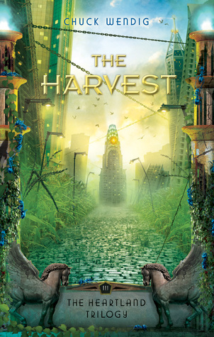 The Harvest (The Heartland Trilogy, #3)