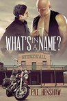 What's in a Name? (Foothills Pride Stories)