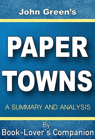 Sparknotes paper towns