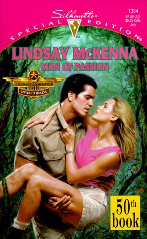 Man Of Passion (Silhouette Special Editions, No. 1334) (Morga... by Lindsay McKenna