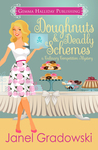 Doughnuts & Deadly Schemes (Culinary Competition Mysteries book #3)