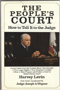The People's Court by Harvey Levin