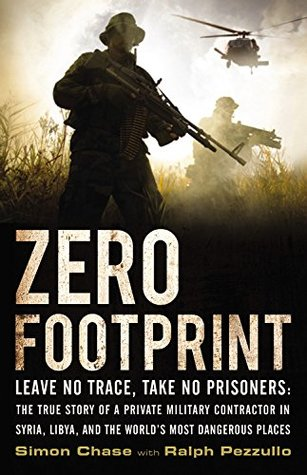Zero footprint the true story of a private military for Zero footprint homes