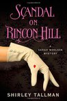 Scandal on Rincon Hill (Sarah Woolson, #4)