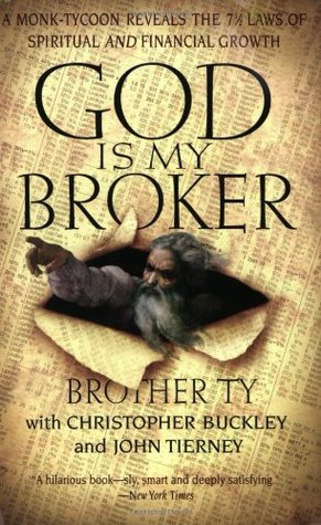 God Is My Broker by Christopher Buckley