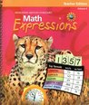 Teacher Edition, Math Expressions, Volume 2, LV 5