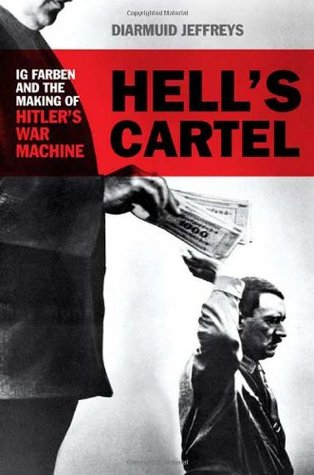 Hell's Cartel by Diarmuid Jeffreys