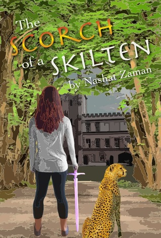 The Scorch of a Skilten by Nashat Zaman