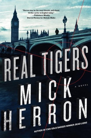 Espionage/Spy author Mick Herron