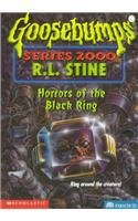 The Horror of the Black Ring by R.L. Stine