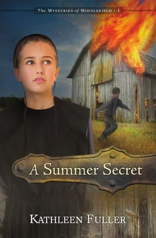 A Summer Secret (Mysteries of Middlefield, #1)