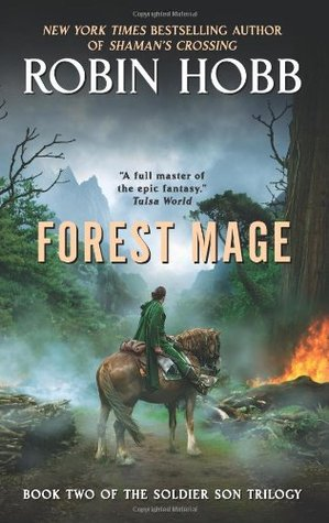 Forest Mage by Robin Hobb