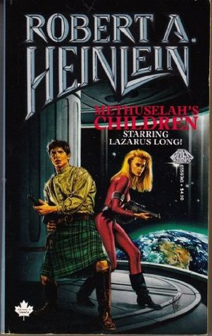 Methuselah's Children by Robert A. Heinlein