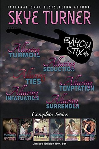 Bayou Stix Limited Edition Box Set (Bayou Stix, #1-5)