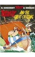 Asterix and the Great Crossing by René Goscinny