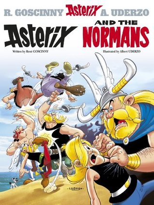 Asterix and the Normans by René Goscinny