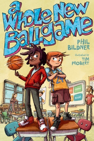 A Whole New Ballgame (Rip and Red, #1)  by  Phil Bildner