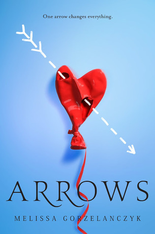 http://www.goodreads.com/book/show/20734033-arrows
