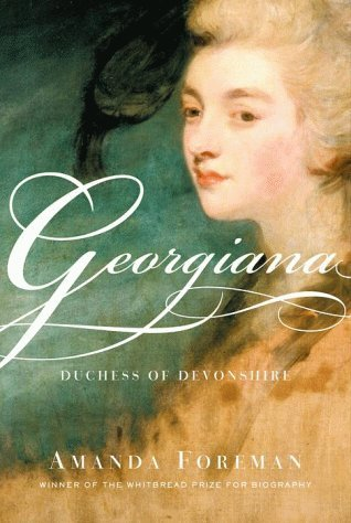 Georgiana by Amanda Foreman