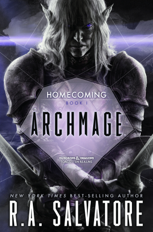Archmage (Homecoming #1) - R.A. Salvatore