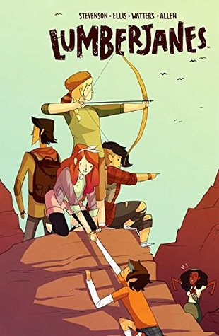 Lumberjanes, Vol. 2: Friendship to the Max (Lumberjanes, #5-8)