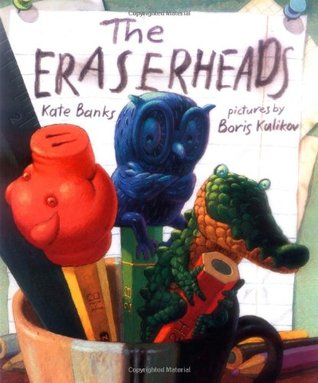 The Eraserheads by Kate Banks