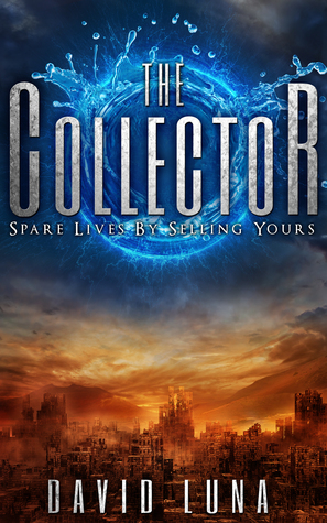 The Collector by David Luna book cover