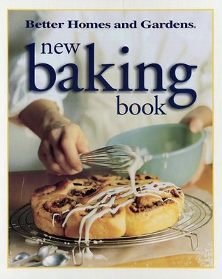 New Baking Book by Better Homes and Gardens