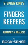 Finders Keepers: A Novel by Stephen King | Summary & Analysis
