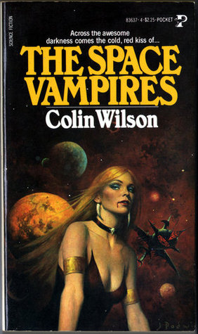 Space Vampires by Colin Wilson