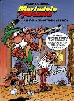 La Historia De Mortadelo Y Filemón