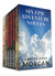 Six Epic Adventure Novels (Into the Americas / The Orphan Trilogy / The World Duology)