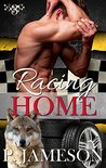 Racing Home: (Paranormal Shifter Romance) (Dirt Track Dogs Book 3)
