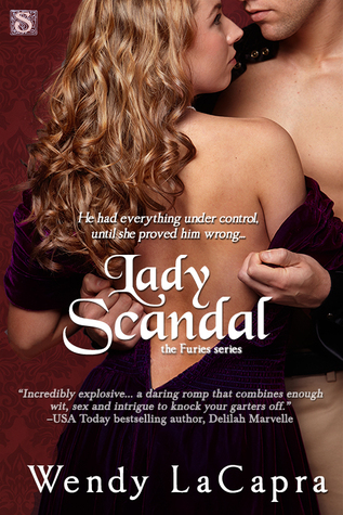 Lady Scandal (Furies #2)