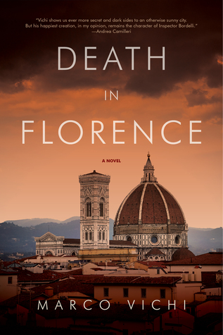 Death in Florence by Marco Vichi