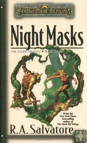 Night Masks by R.A. Salvatore